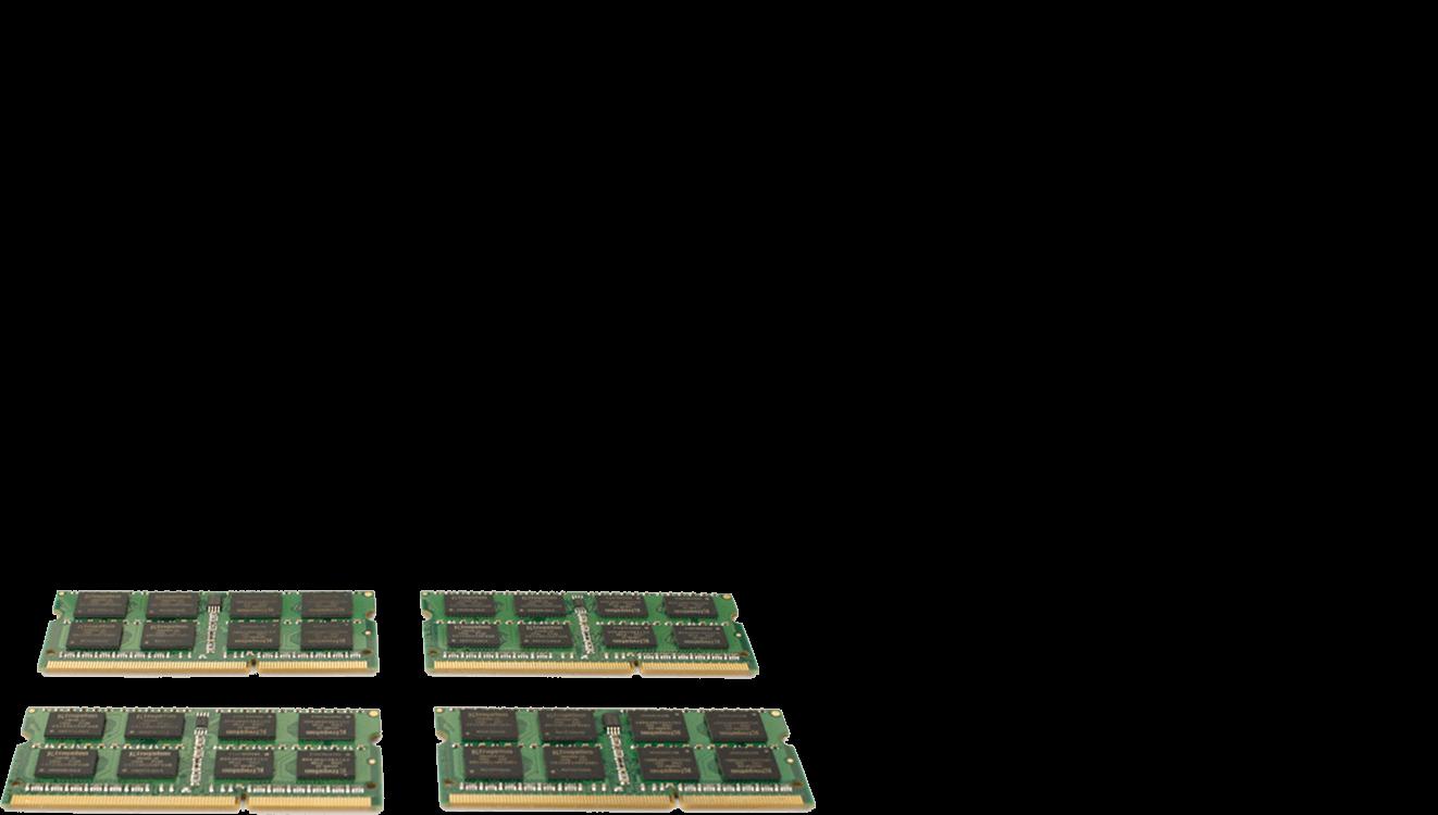 Замена оперативной памяти в iMac A1224 / A1419